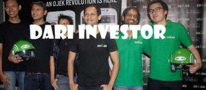 Penghasilan Perusahaan Gojek