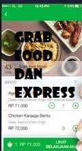 Cara mengaktifkan grab Food dan grab Express