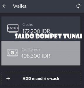 Cara mencairkan saldo dompet tunai ke CIMB Niaga