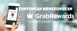 Cara tukar point grab untuk GrabRewards