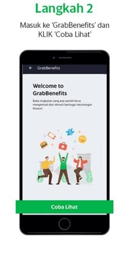 Cara Memanfaatkan GrabBenefits