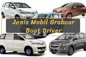 Jenis Mobil Grabcar