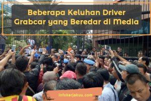 Keluhan Driver Grabcar