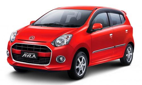 apakah mobil tahun 2011 bisa daftar grab Daihatsu Ayla