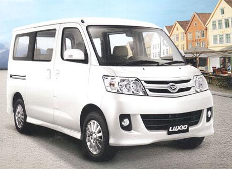 jenis mobil Grabcar Daihatsu Luxio