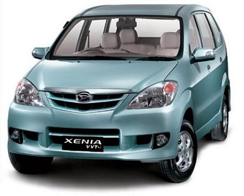 syarat mobil grab Daihatsu Xenia