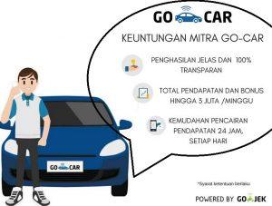 penghasilan go car
