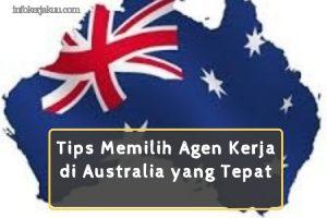 Agen Kerja di Australia