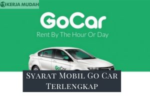 Syarat Mobil Go Car