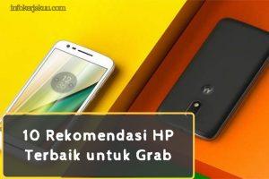 HP Terbaik untuk Grab