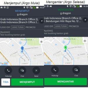 cara menggunakan aplikasi Grabbike Driver