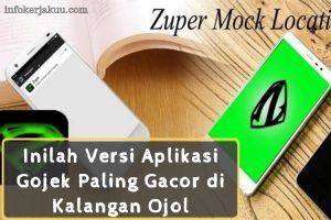 Versi Aplikasi Gojek Paling Gacor