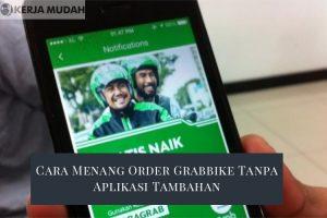 cara menang order Grabbike
