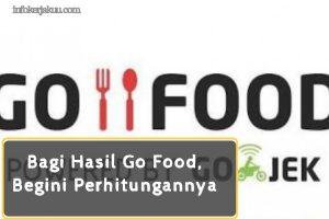 Bagi Hasil Go Food