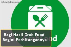 Bagi Hasil Grab Food