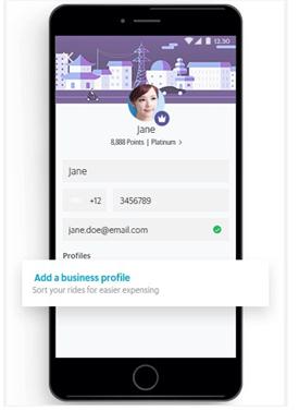 Cara Membuat Profil Bisnis Grab Terbaru