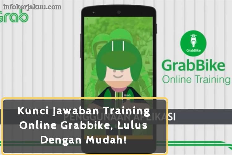 Kunci Jawaban Training Online Grabbike Guru Galeri