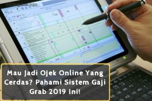 Sistem gaji Grab 2019