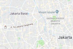 Cek maps lokasi