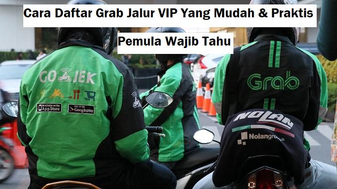 cara pindah Gojek jalur VIP