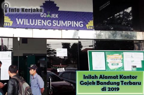 Alamat Kantor Gojek Bandung Terbaru di 2019