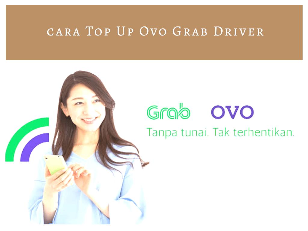 cara top up grab driver via rekening ponsel cimb