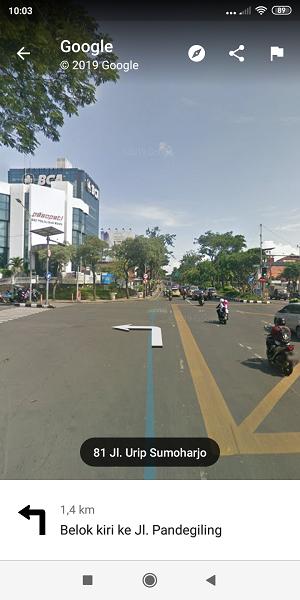 jalan pandegling surabaya