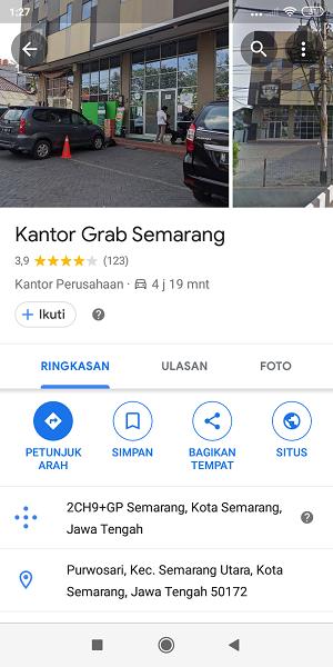 Grab Semarang