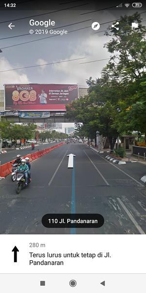alamt kantor Gojek Semarang
