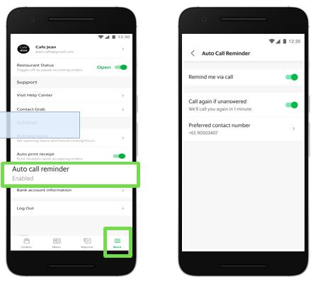 Petunjuk Penggunaan Aplikasi GrabFood Merchant