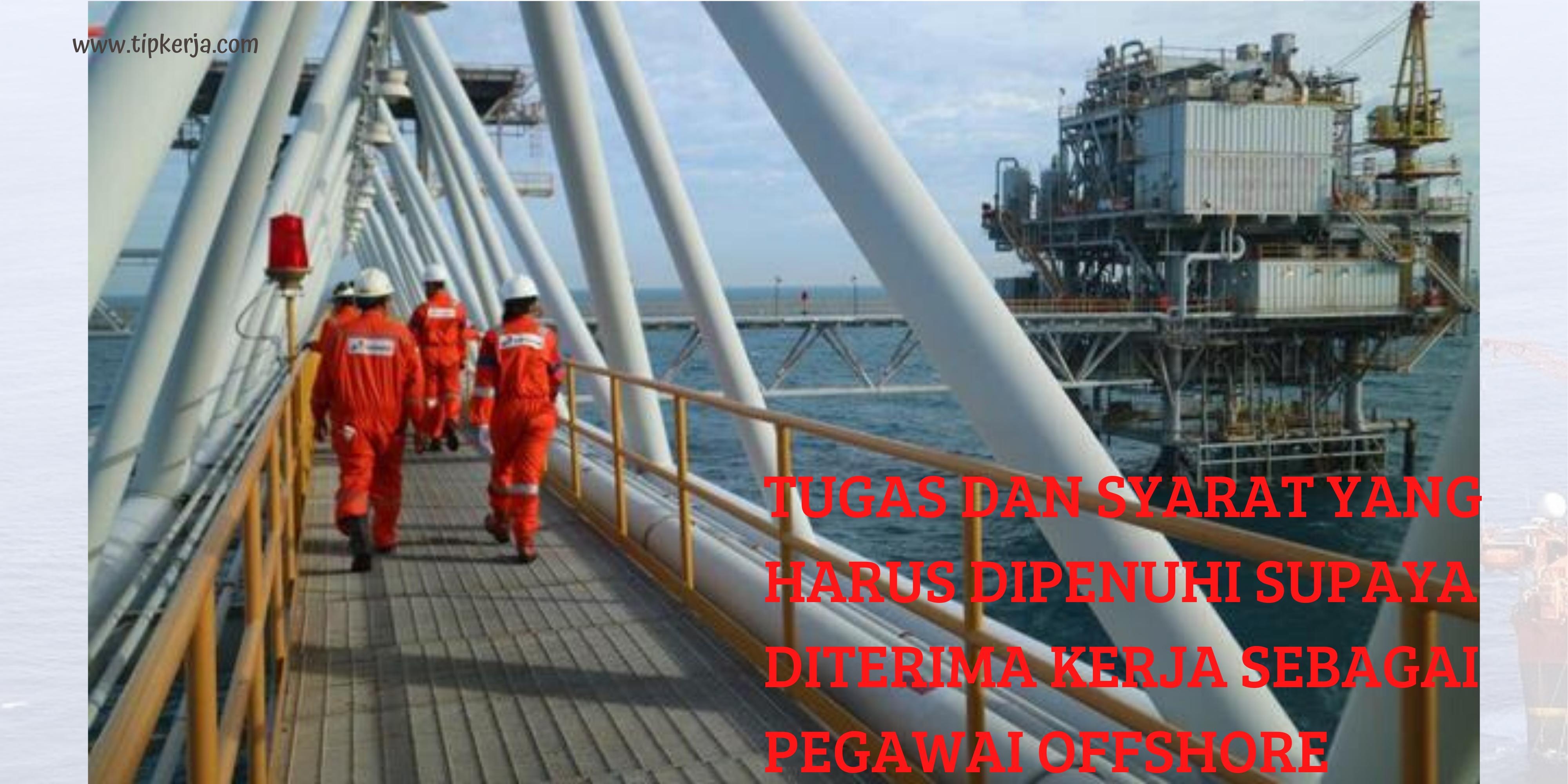 Gaji Pegawai Offshore