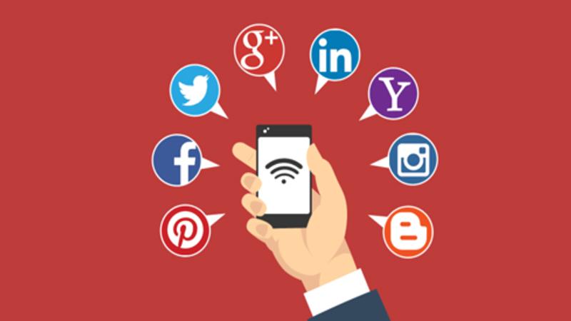 Gunakan beberapa sosial media pendukung untuk promosi