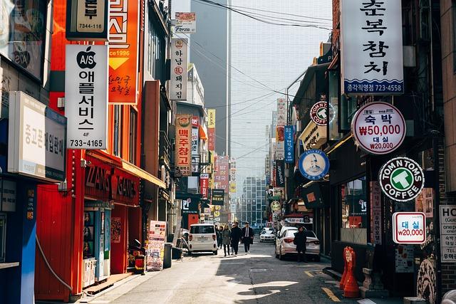 bekerja di korea selatan