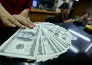 cara menukar uang di money changer