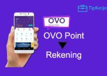 7 Cara Mencairkan OVO Point ke Rekening 2021 Terbukti 100%