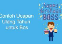 √  Contoh Ucapan Selamat Ulang Tahun untuk Atasan / Bos