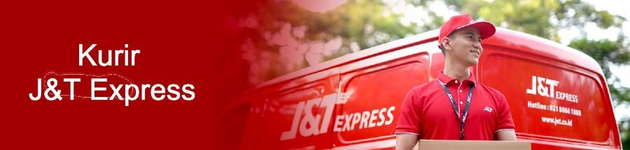 gaji kurir j&t express