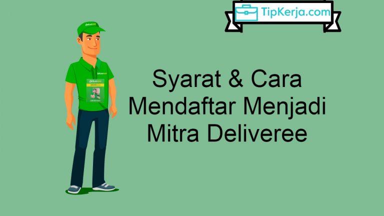 cara daftar deliveree