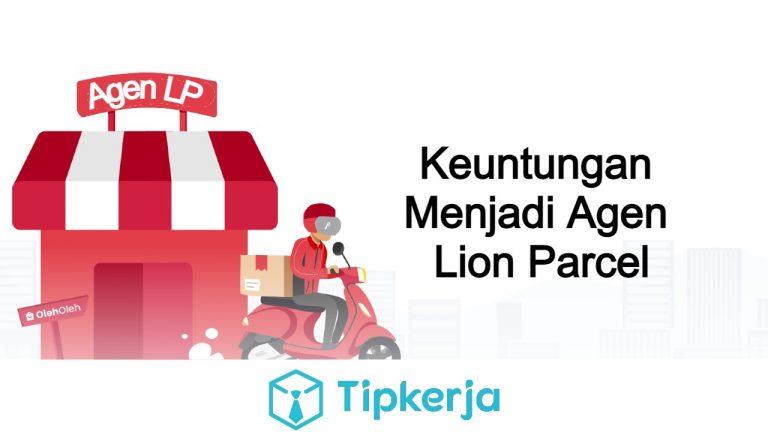 Keuntungan Menjadi Agen Lion Parcel