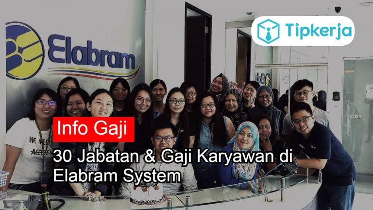 Gaji Karyawan di Elabram System